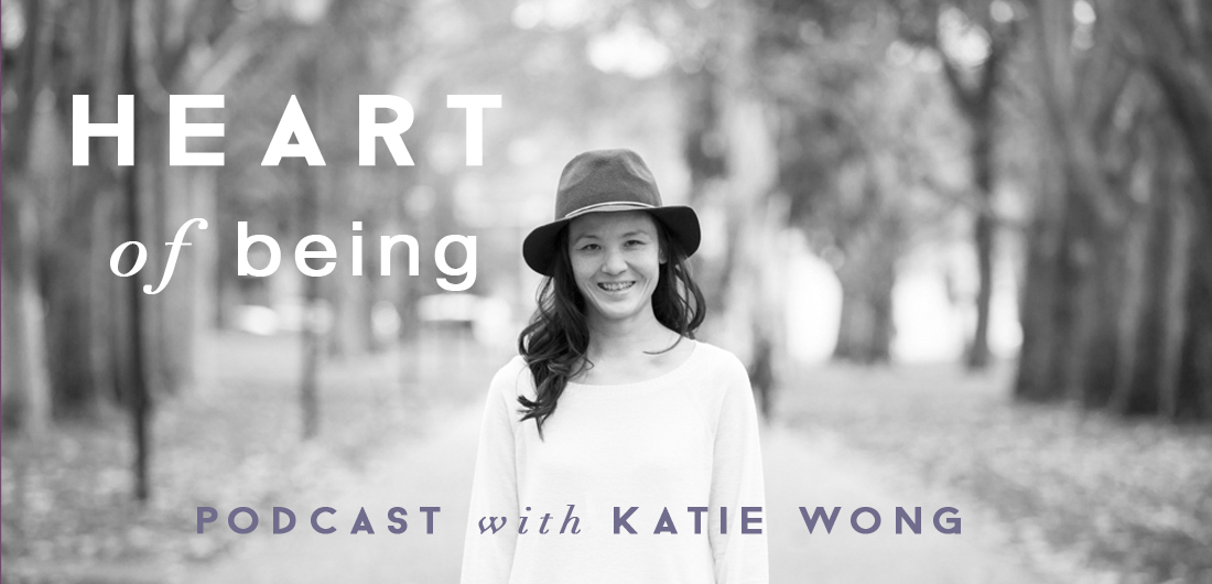 energy healing podcast with Katie Wong