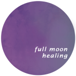 full moon healing meditation