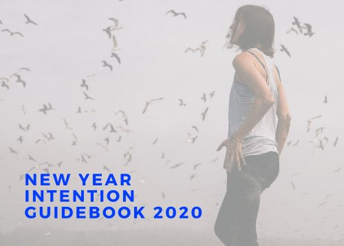 new year intention guide by Katie Wong reiki master