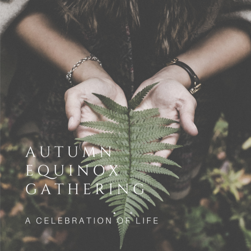 autumn equinox gathering with Katie Wong