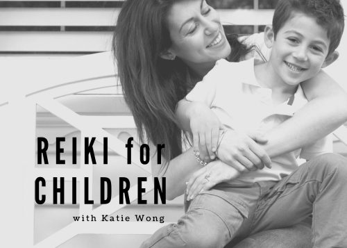 reiki for children melbourne