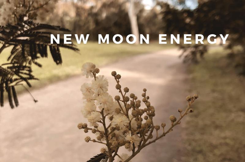 new moon energy